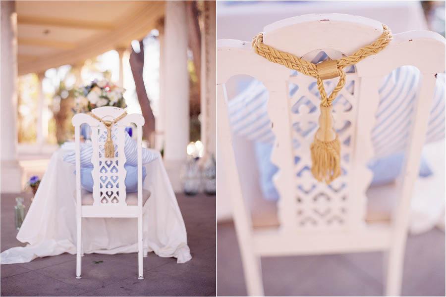 White Gold Chair Treatments