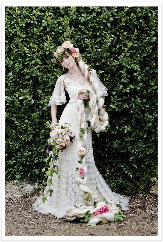 Alchemy fine events fairy tale wedding dress utterly for Fairy tale wedding dresses