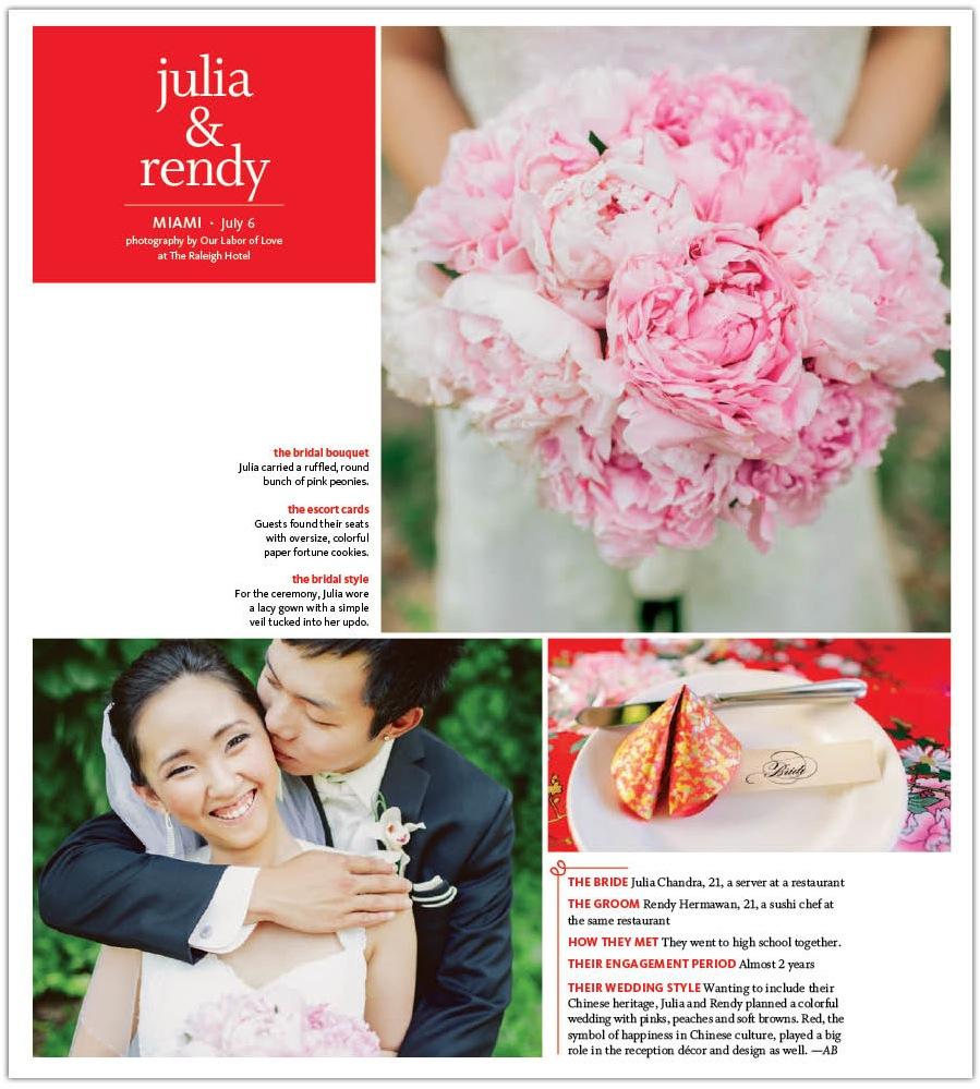 Chinese Wedding Raleigh Miami | Alchemy Fine Events **